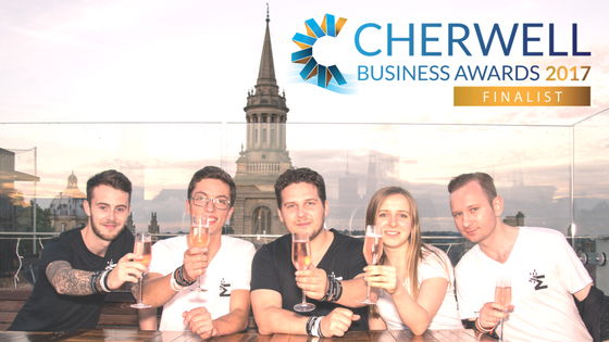 Cherwell Business Awards Finalists Sigma Digital